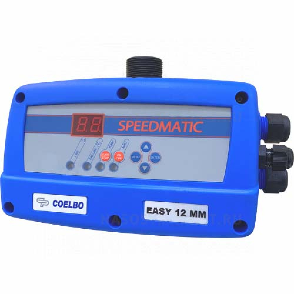 Электронный контроллер Speedmatic Easy M 12MM NC