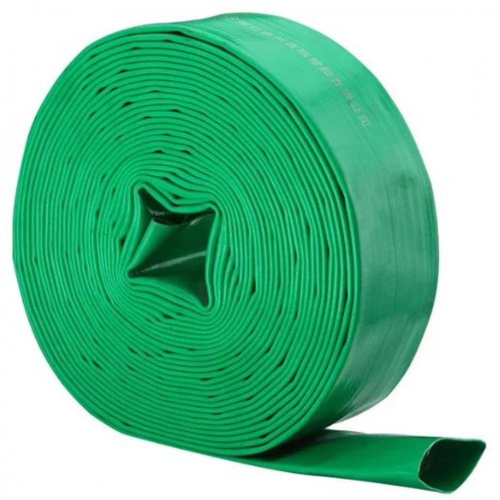 Шланг ПВХ для полива Ø75 мм, 4бар, 10-100 метров