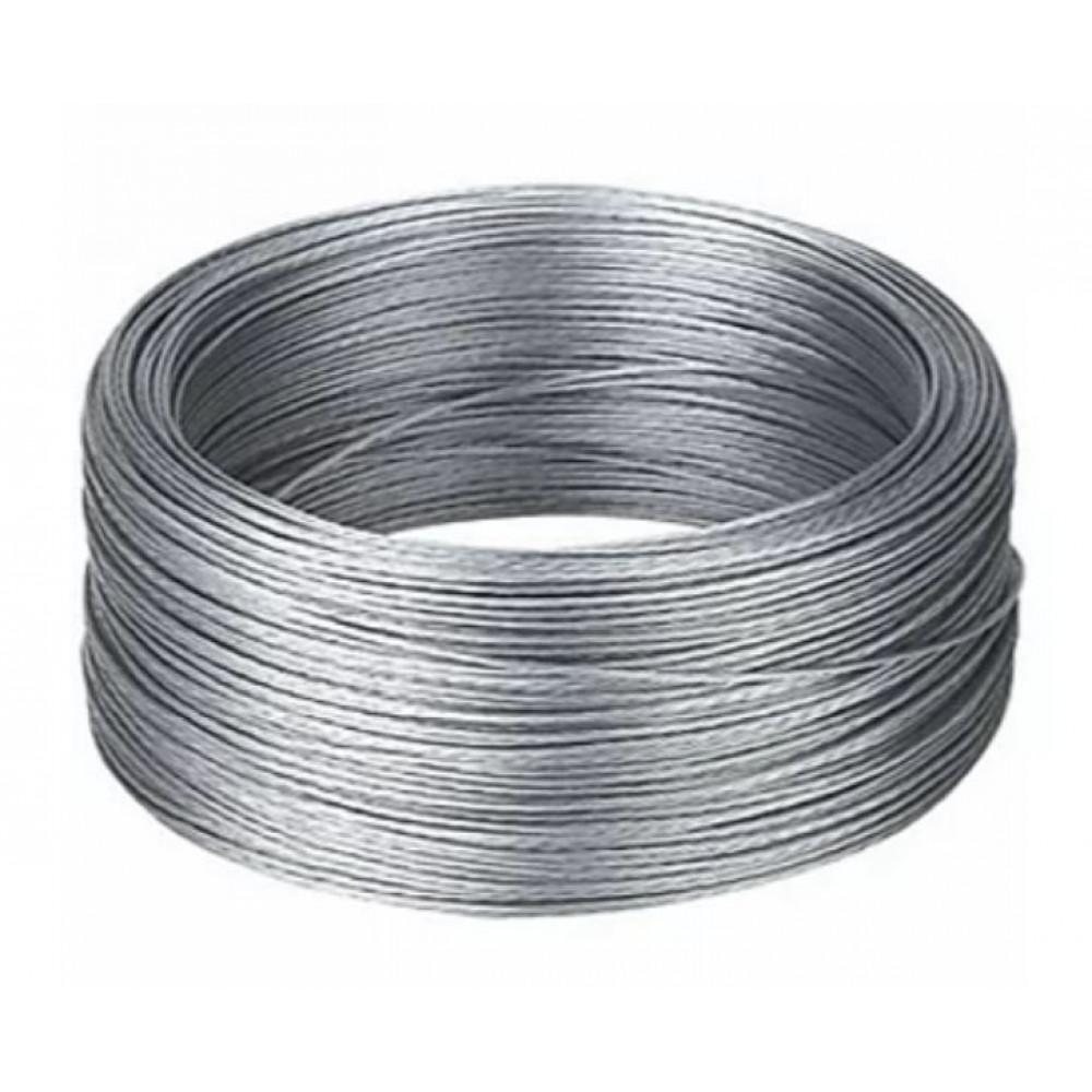 Трос из нержавеющей стали, 4 мм