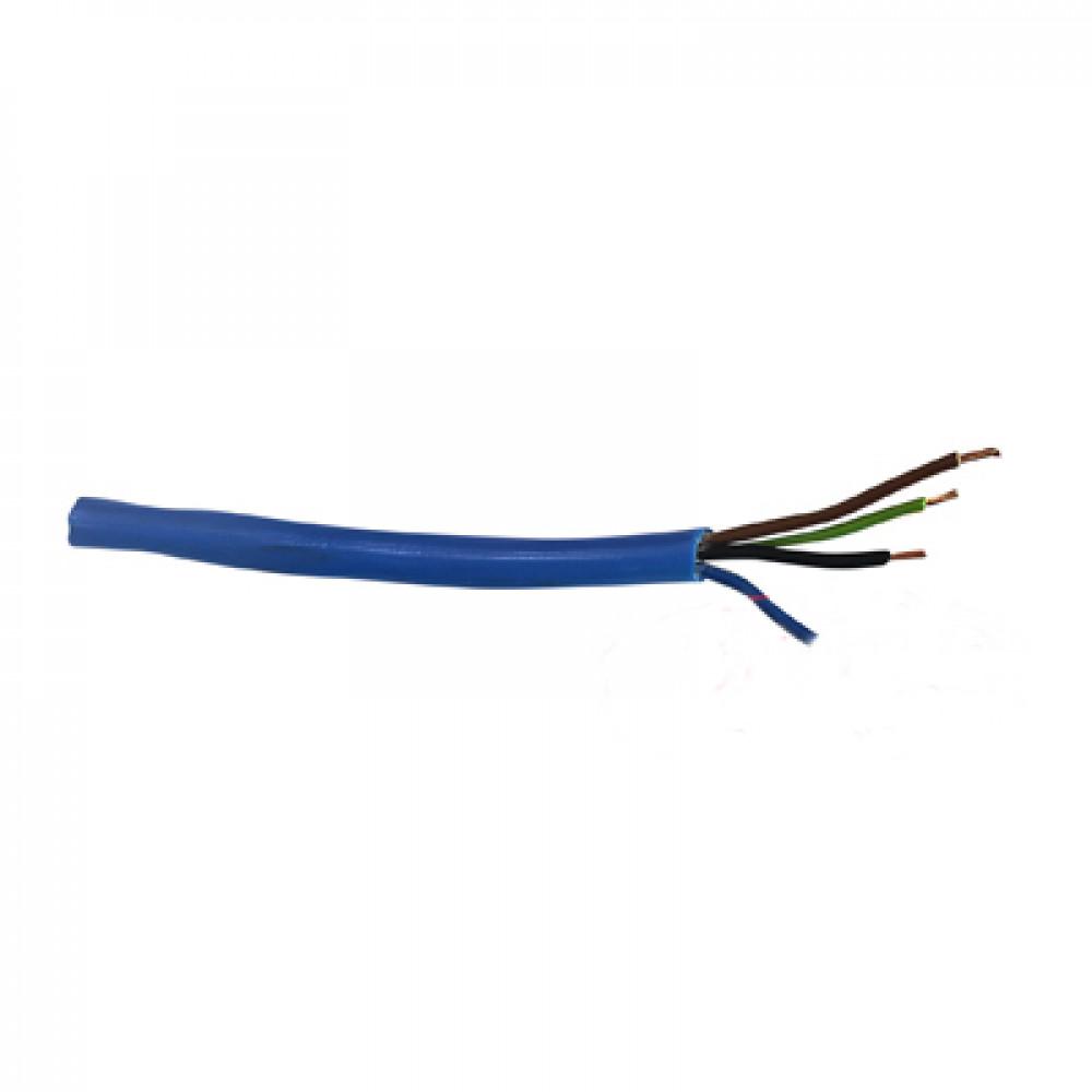 Кабель электрический 4*1,5 mm для погружных насосов плоский