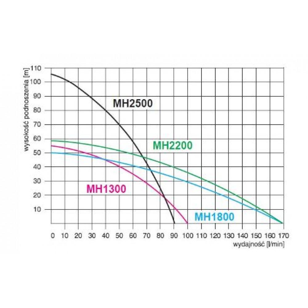 Поверхностный насос Omnigena MH 2200 INOX